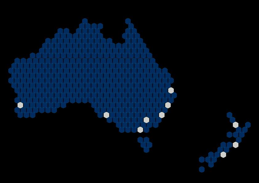 AusNZ Map